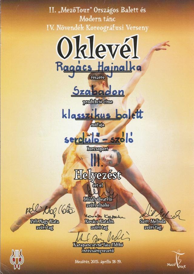 Ragács Hajnalka balett01