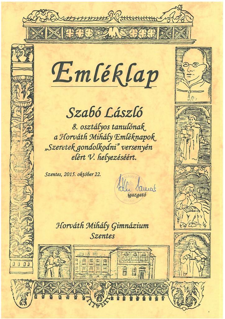 Szabó László (2)